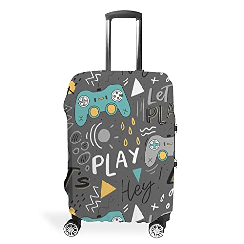 Funda protectora para maleta con texto 'Lasst Uns EIN'