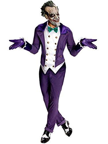Costume Joker Gotham City uomo Taille Unique