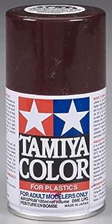 Tamiya America, Inc Spray Lacquer TS-11 Maroon, TAM85011