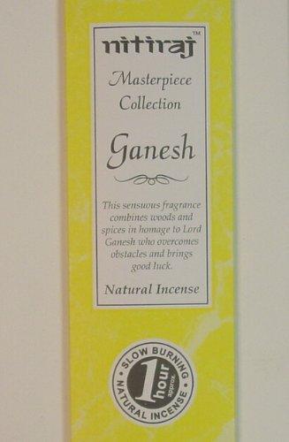 Ganesh - Collezione di incenso 'The Nitiraj' Masterpiece