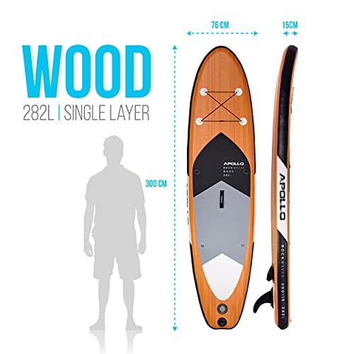 Apollo Wood - 2