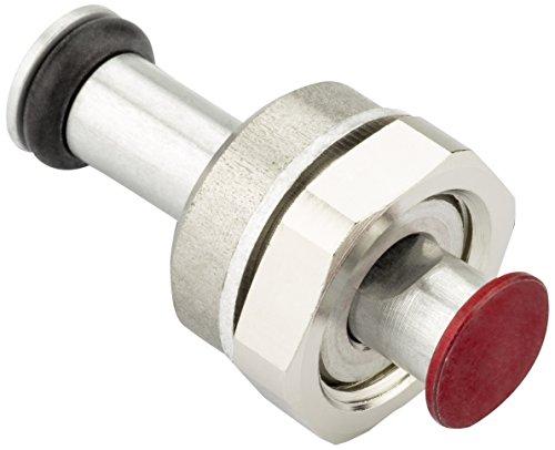 Lagostina Ricambi Leverblock Valvola Blocco Leva per Pentole a Pressione, Metallo, Alluminio/Acciaio, Universale