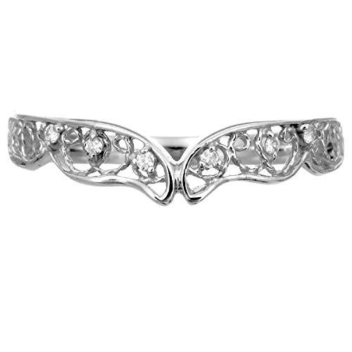 [ココカル]cococaru シルバー リング ダイヤ リング ダイヤモンド リング 指輪 レディース sv925 ギフト 贈り物 記念日 プレゼント 日本製(10)