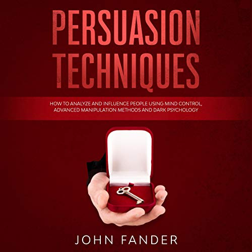 Persuasion Techniques cover art