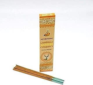 Ayurvedic Kasturi Incense Sticks Agarbatti Indian Natural Fragrance Hand Rolled Pack of 3