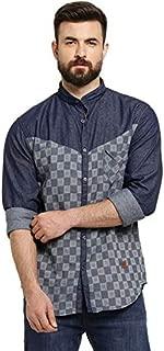 Campus Sutra Men's Checks Casual Shirts