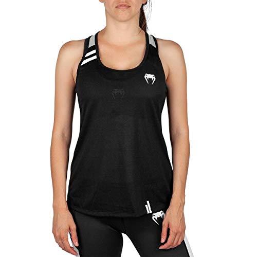 Venum Power 2.0 Débardeur Femme, Noir/Blanc, FR : L (Taille Fabricant : L)