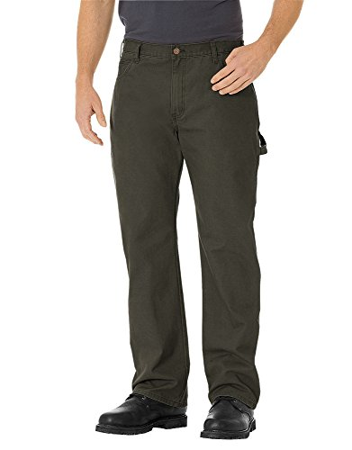 Dickies Men's Relaxed Straight Fit Lightweight Duck...