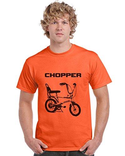 Men's Raleigh Chopper 70s Tribute T-shirt