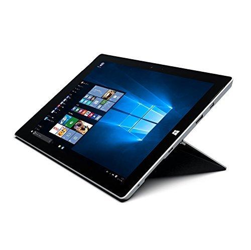 Microsoft Surface Pro 3 512GB Silver 4th gen Intel Core i7 i7-4650U tablet - Tablets (30.5 cm (12'), 2160 x 1440 pixels, 512 GB, 8 GB, Windows 10 Pro, Silver)