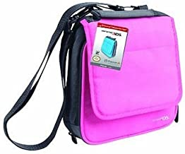 Universal Transporter Carrying Case for 3ds Ds Lite Dsi and Xl Nintendo Pink