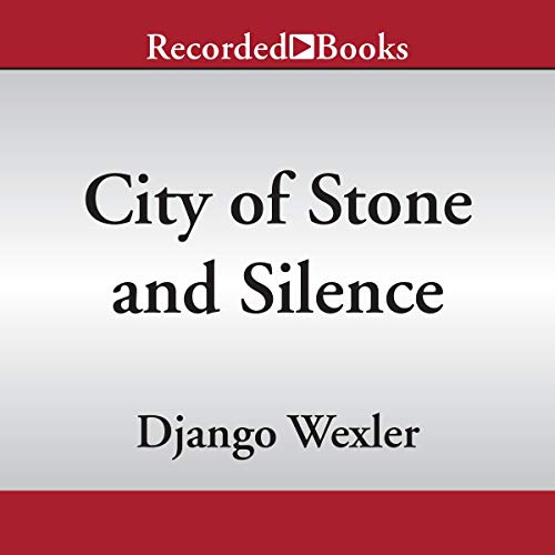 City of Stone and Silence cover art
