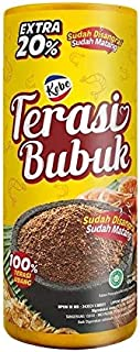 Kobe Terasi Bubuk - シュリンプペースト粉末、45グラム(1パック)