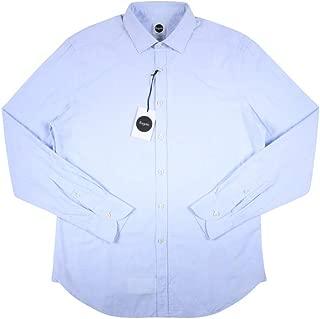 [M] [Bagutta] バグッタ 長袖シャツ メンズ ブルー 青 [13185] [並行輸入品]