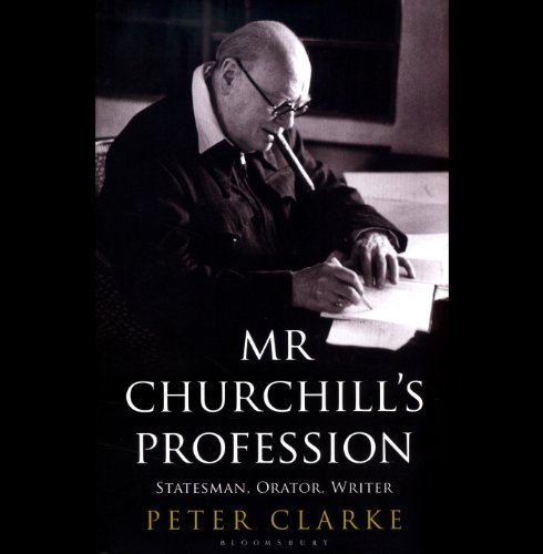Mr. Churchill's Profession audiobook cover art