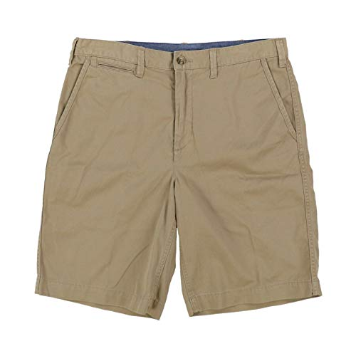 Polo Ralph Lauren Mens Relaxed Fit 10in Chino Shorts (35, Light Brown)