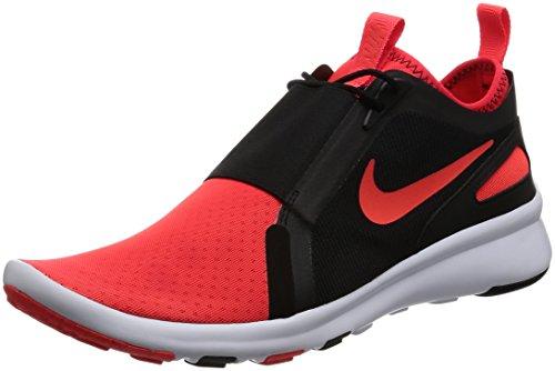 Nike Current Slip On, Entrenadores Hombre, Rojo (Bright Crimson/bright Crimson/white), 40.5