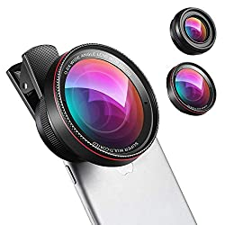 Smartphone lens stocking stuffers for teenage boys