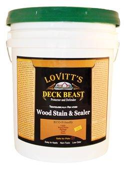 Lovitt's Deck Beast (Honey)