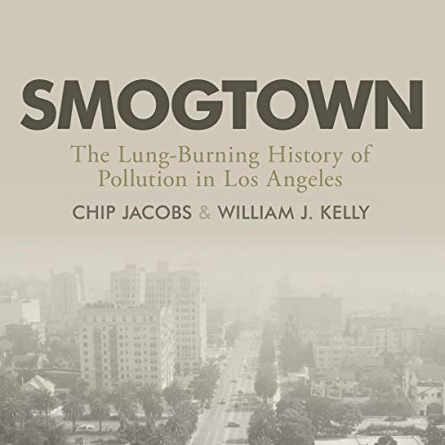 Smogtown audiobook cover art