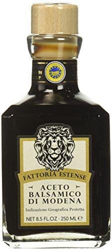 Fattoria Estense Balsamic Vinegar Gold Label (1 X 8.5 OZ)