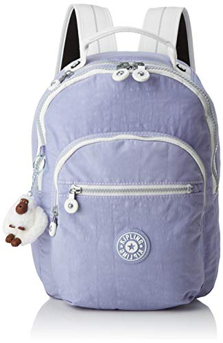 Kipling CLAS SEOUL S Cartable, 34 cm, 10 liters, Violet...