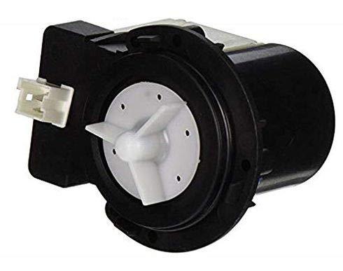 Compatible Drain Pump Motor for Samsung WF330ANW/XAA Samsung WF448AAP/XAC Samsung WF438AAR/XAA Samsung WF448AAW/XAC washing machines