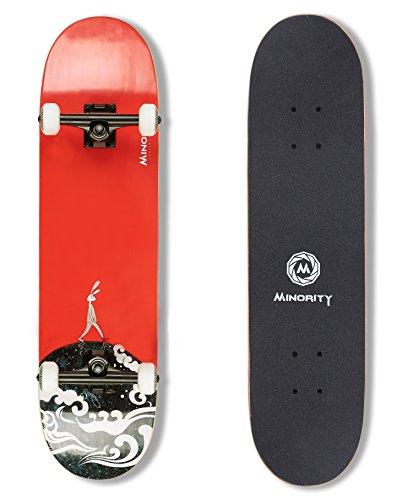 Buy Bargain MINORITY 32inch Maple Skateboard (Space)