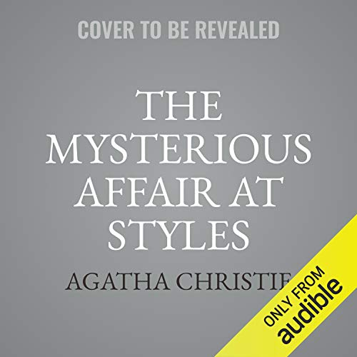 The Mysterious Affair at Styles cover art