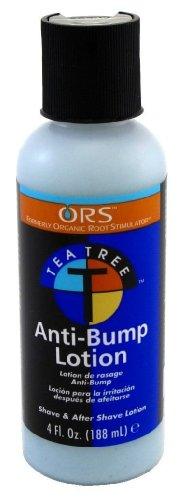 Organic Lotion anti-poils et cheveux incarnés Root Stimulator - A l'huile de mélaleuca - Aide à garder la peau douce et souple - 120 ml (Lot de 3)