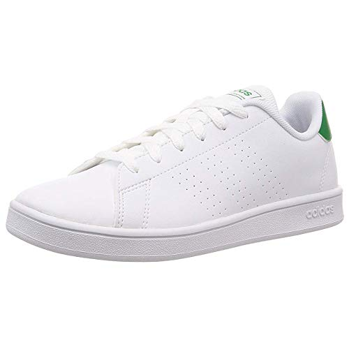 Adidas Advantage K, Zapatillas Unisex Adulto, Blanco, 38 2/3 EU ⭐