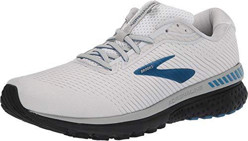 Brooks mens 1103072E Adrenaline Gts 20 White Size: 6.5 UK