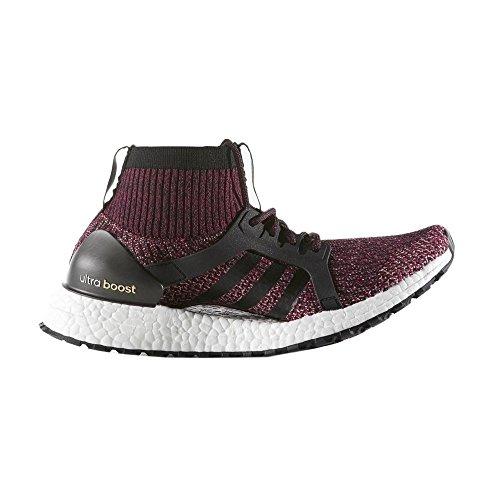 Adidas Ultraboost X All Terrain, Zapatillas de Deporte para Mujer, Varios Colores (Rubmis/Negbas/Rostra), 38 EU