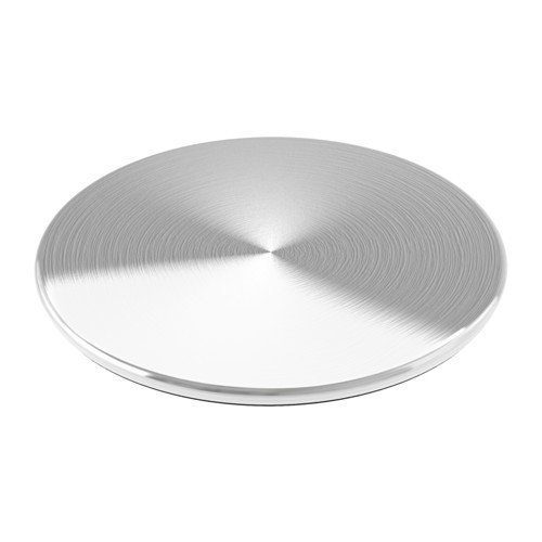Ikea LILLVIKEN Kappe aus Edelstahl