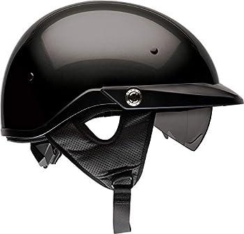 Bell Pit Boss Half Helmet  Gloss Black - X-Large/2X-Large