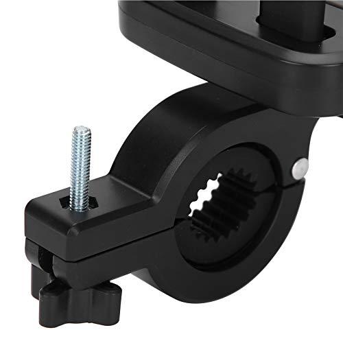 ROMACK Tenedor del teléfono de la Bicicleta, Soporte Giratorio del teléfono de la Bici de 360 ° para los cochecitos para Las Bicicletas