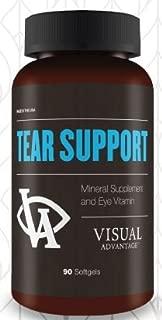 tear support visual advantage