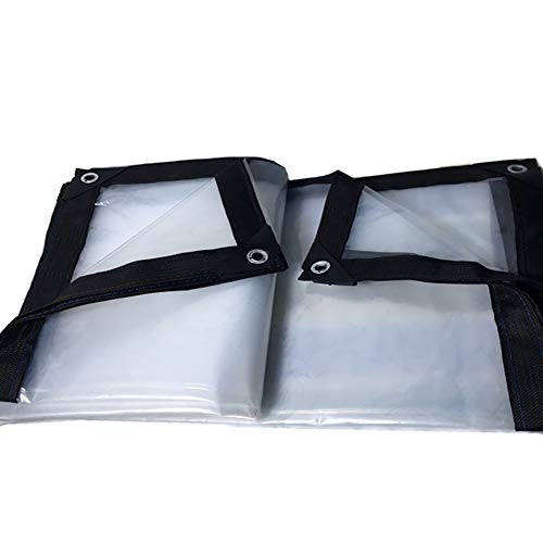 Bâches, Imperméable De Translucide, Auvent D'épissure De Tente De Tissu Antipluie Protégé Contre Les UV Épais - 160g / (Taille : 2×4m)