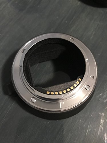 Sigma MC-11 Mount Converter Lens Adapter (Sigma EF-Mount Lenses to...