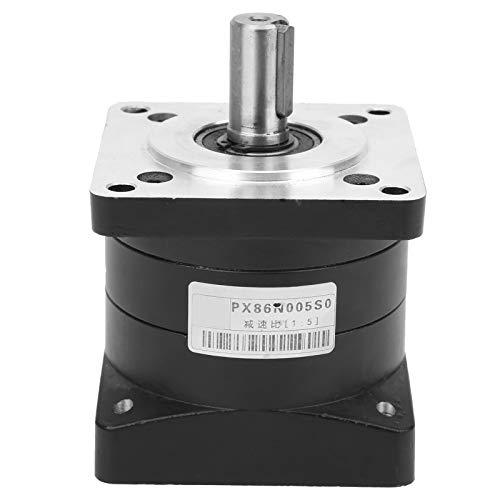 5: 1 Motor de engranaje planetario Motor Cajas de cambios eléctricos Reductores de velocidad Engranajes planetarios Motor paso a paso Aleación de aluminio