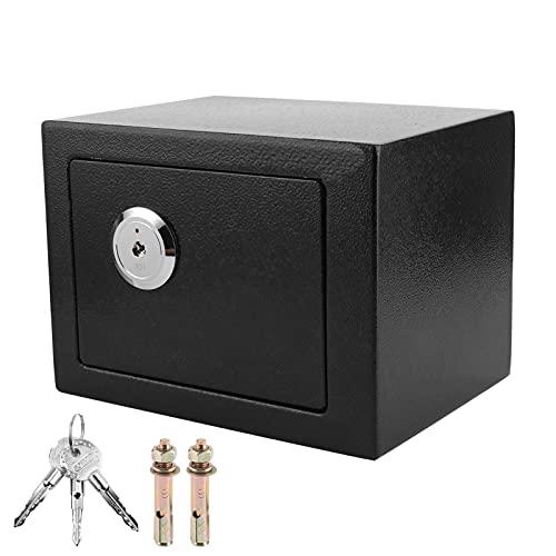 Caja de Seguridad para el hogar con diseño de Llave Retro, Cajas Fuertes para el hogar y Cajas de Seguridad para almacenar artículos valiosos para Cada Familia, para el hogar y la Oficina