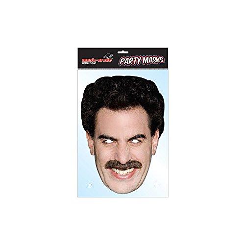 Official Borat Celebrity Mask