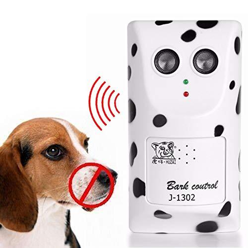 Bark Stop-Dog Ultraschallanti Barking Geräte Hunde Gerät Pet Trainer Barke-Steuertrainingsgerät Für Hunde,Eu
