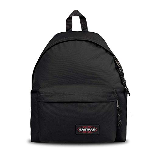 Eastpak Padded Pak'r Mochila Tipo Casual, 24 Litros, Color Negro