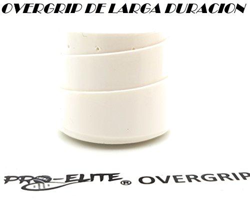 Overgrip Pro Elite Premium Liso Blanco