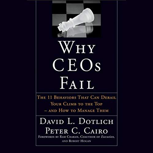 Why CEOs Fail cover art