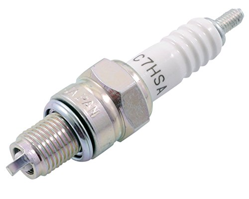 NGK C7HSA Zündkerze, kompatibel für JONWAY RAPTOR Vers. E, YY50QT-28