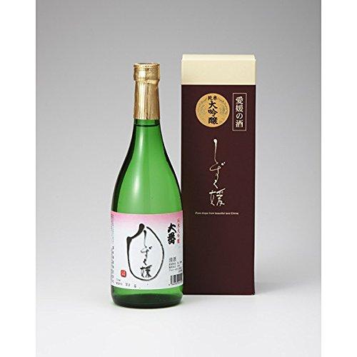 西本酒造『純米大吟醸 大番 しずく媛』
