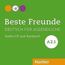 BESTE FREUNDE A2.1 CD-Audio (Kb)