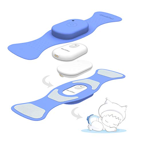 Abellstar Wireless Bed Wetting Alarm for Kids and Incontinence,Detect Stool and Urination